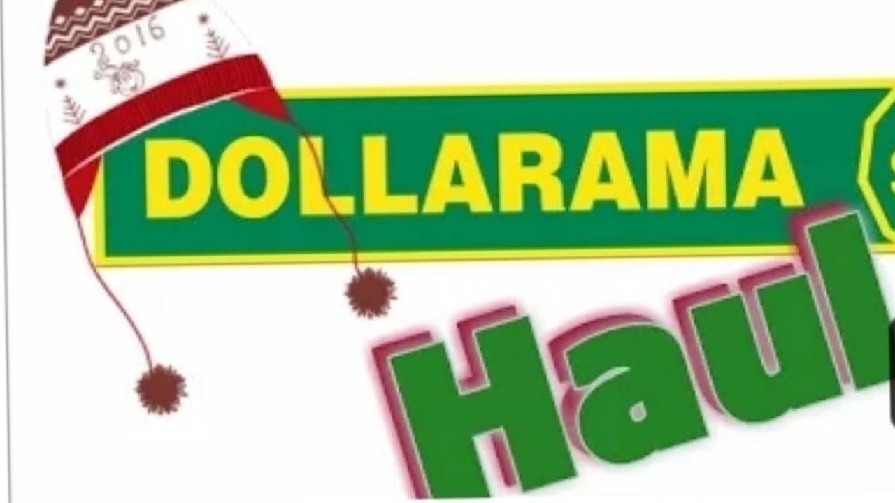 [VIDEO] - DOLLARAMA WINTER GEAR Haul & More | Cute Finds! | Baby It's Cold Outside 6