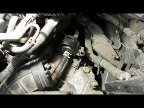 Замена масла в АКПП Хонда СРВ 3 поколения 2,0 бензин\replacement of oil in an automatic transmission