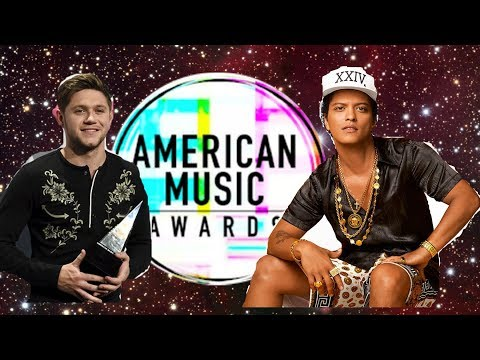 American Music Awards 2017 | WINNERS