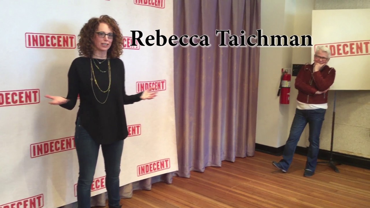 Indecent Paula Vogel and Rebecca Taichman - YouTube