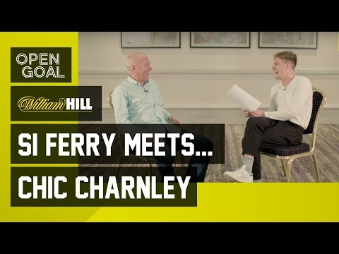 Si Ferry Meets... Chic Charnley - Possil, John Lambie, Thistle, Samurai Swords and Hibs