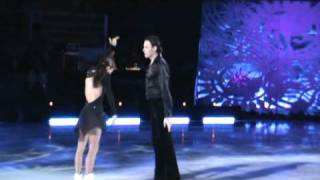 Лед и пламень: Татьяна Тотьмянина и Максим Маринин