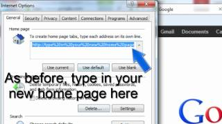 How to change your home page on Internet Explorer - 3 ways