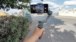 DJI Osmo Mobile 3 TEST - kompakt mit coolen Funktionen