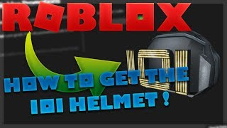 How to Get the IOI Helmet in Roblox (CODE) | General Rony