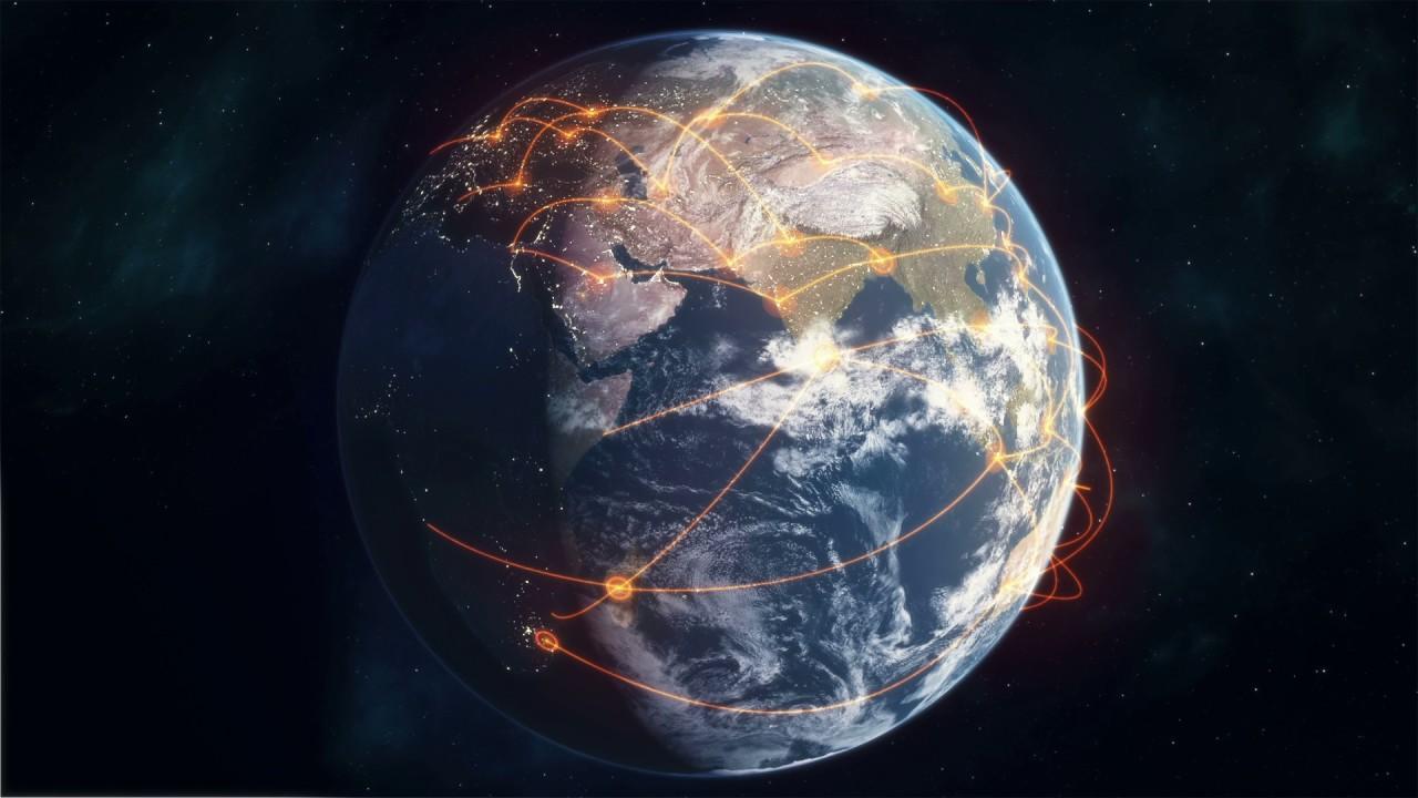 фото земного шара