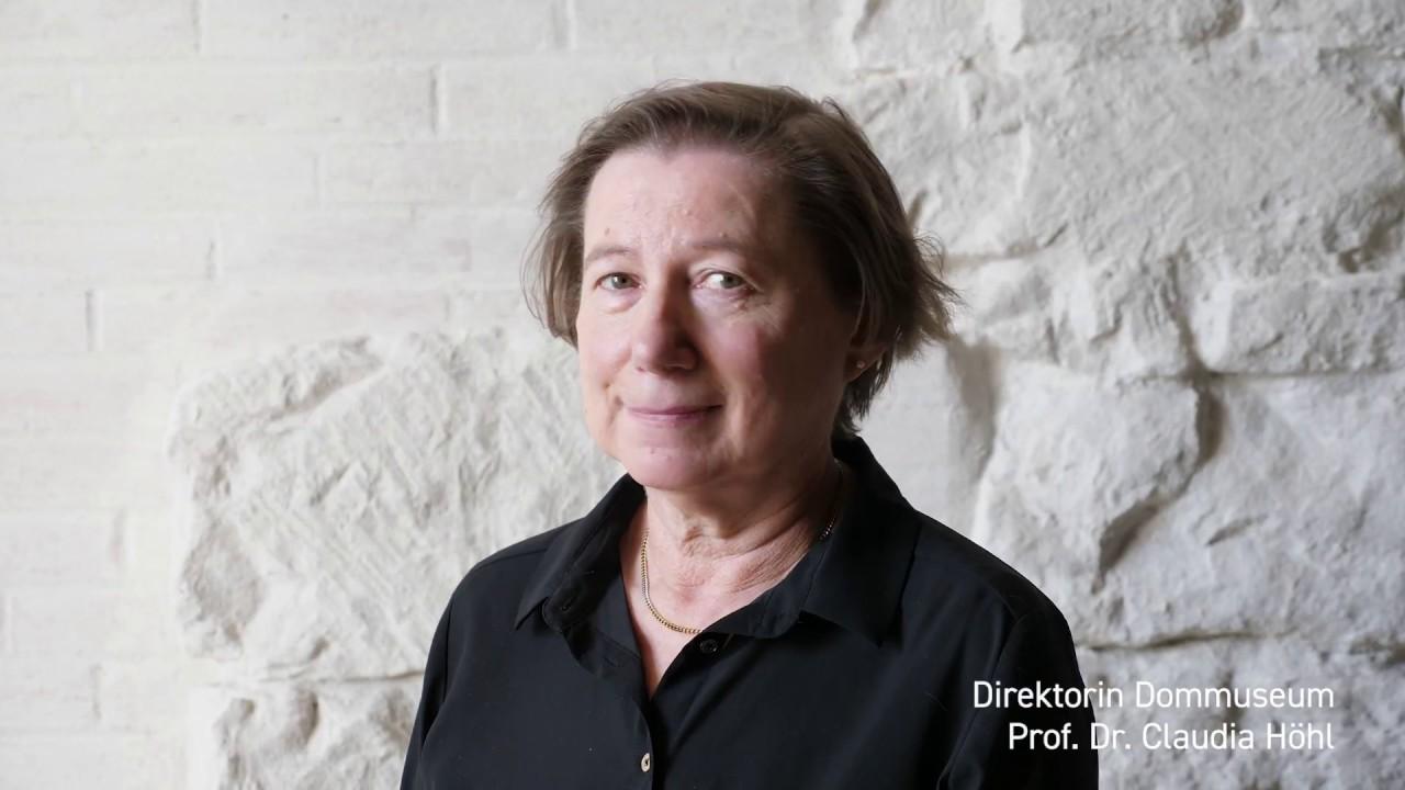 fca745ab98319c Menschen Dom Museum - Direktorin Prof. Dr. Claudia Höhl. Bistum Hildesheim