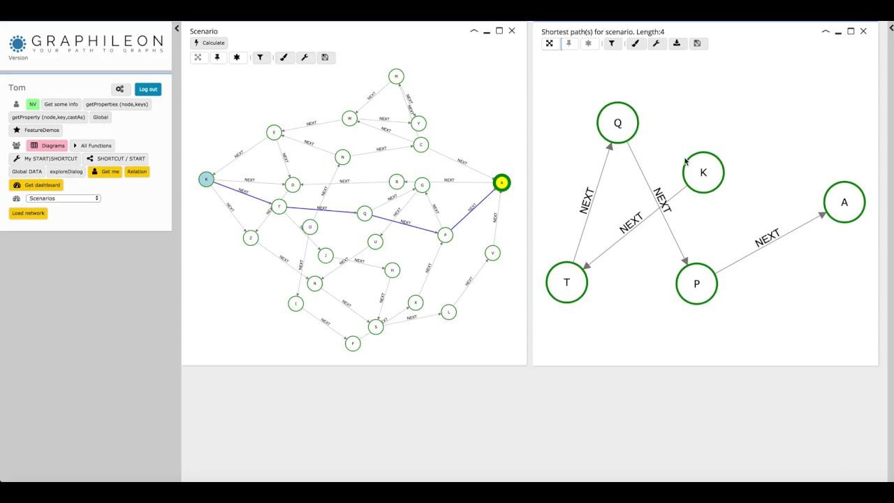Cambridge Semantics Adds Graphileon to AnzoGraph® - Graphileon