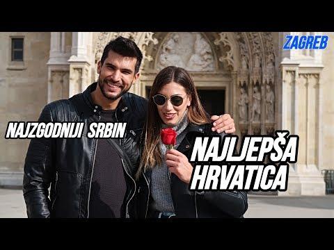 Najljepsa Hrvatica pokazuje Zagreb najzgodnijem Srbinu - KAMBERizam 250