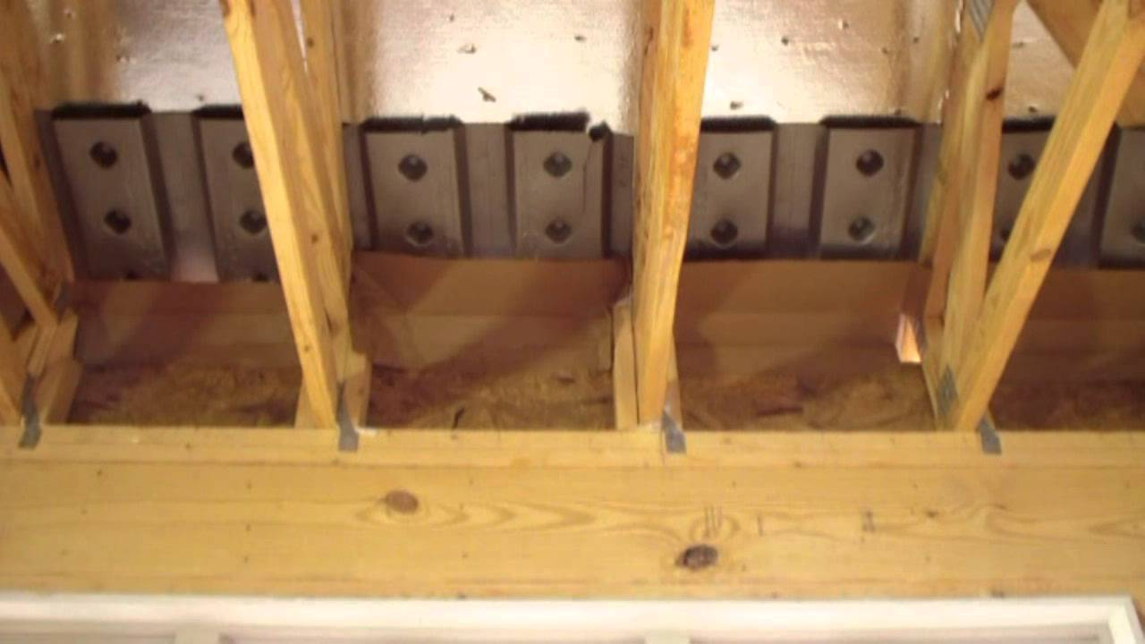 How To Install Batt Insulation 1 3 The Pre Insulation