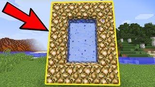 ПОРТАЛ В РАЙ В МАЙНКРАФТ l КАК СДЕЛАТЬ ПОРТАЛ В РАЙ В Minecraft