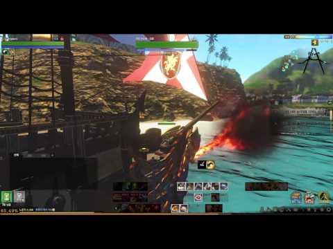Archeage - Update 1.7 / Novo Ship (New Galeon)