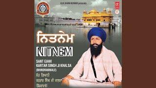 Jaap Sahib Sant Kartar Singh Bhindranwale Sant Kartar Singh Bhindranwale Free MP3 Song Download 320 Kbps