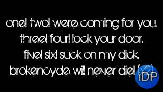 Brokencyde - Schizophrenia [Lyrics]