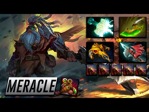 Meracle Sniper - Dota 2 Pro Gameplay [Watch & Learn]