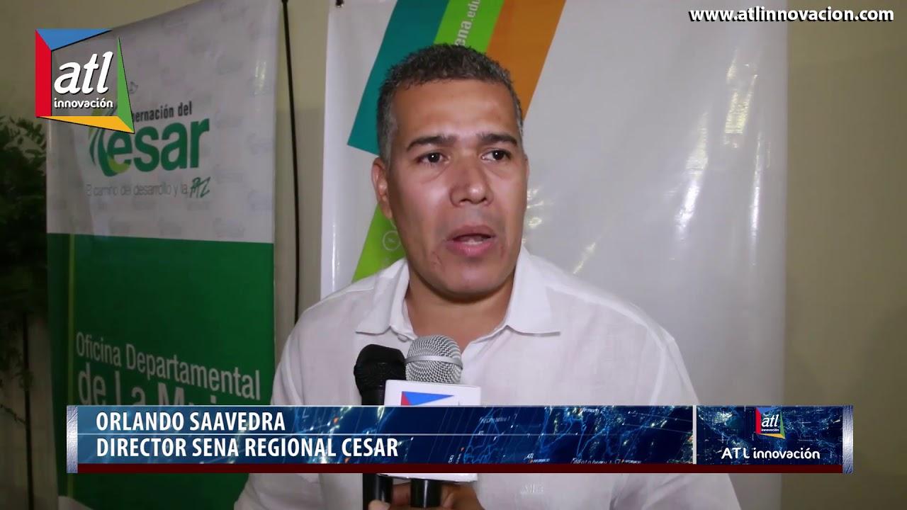600 mujeres vulnerables del Cesar se graduaron en Casa Taller de la Mujer -  Orlando Saavedra - SENA