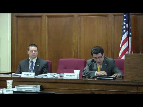 WV Legislature - Tax Foundation Experts Address Joint Tax Reform Committee