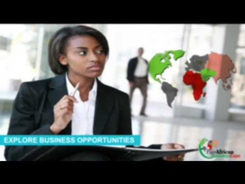 NEW Pan African Business Expo Infomercial