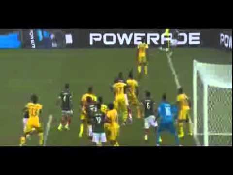 México vs Camerún 1 0  Resumen gol y Mejores Momentos  Mundial Brasil 2014