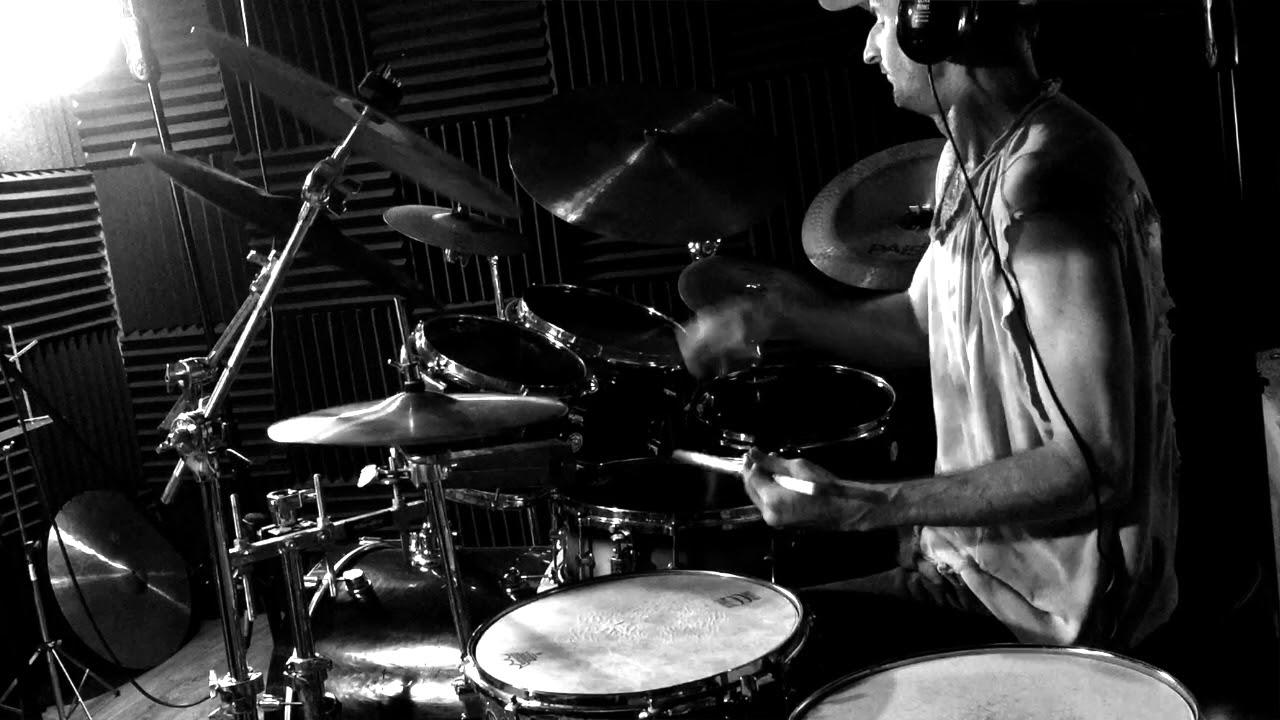 """PARDON ME"" by INCUBUS - Drum Cover Jonathan Harding-Clark"