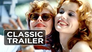 Thelma & Louise Official Trailer #1 - Harvey Keitel Movie (1991) HD