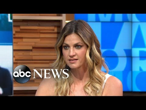 Erin Andrews speaks out to raise awareness about cervical cancer