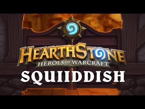 Squiidstone- MRGLGLRGMRMGLRGML [Hearthstone Beta Gameplay, PC]