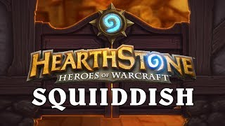 Squiidstone- MRGLGLRGMRMGLRGML [Hearthstone Beta Gameplay, PC]