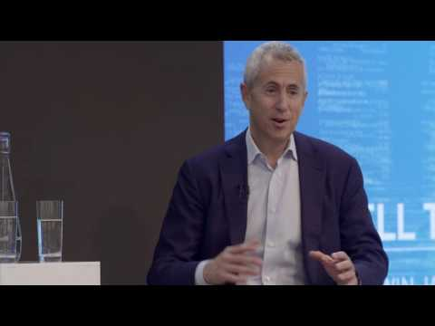 Bloomberg Cornell Tech Series: A Conversation with Danny Meyer (Full)