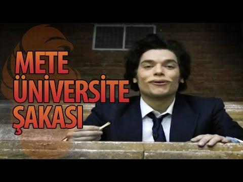 Mete Universite Sakasi