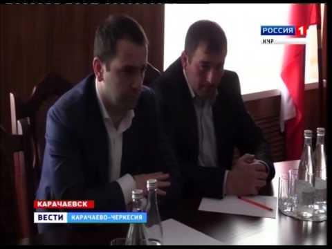 Мэр Карачаевска отчитался о работе за 2016 год