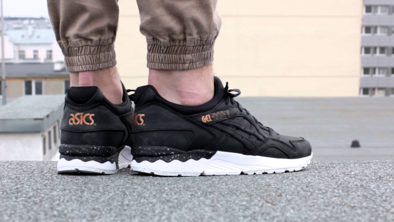 asics tiger gel lyte v rose gold pack