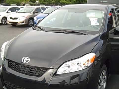 2009 Toyota Matrix 5 Speed Black