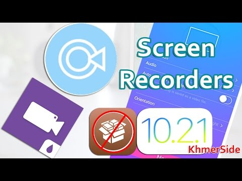 New! Screen Recorder for iDevices - PixlRec and Dr Phone