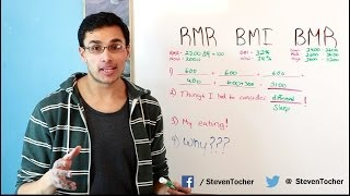 BMI BMR and RMR (Season 1 Episode 10)