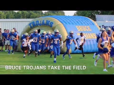 Trojans Take the Field