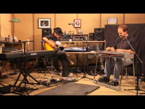 Nils Lofgren Blind Date Jam 1- Funky Steel Riff