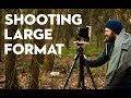 Trying LARGE FORMAT PHOTOGRAPHY with the Intrepid 4x5 Mk3 | Photography Tips