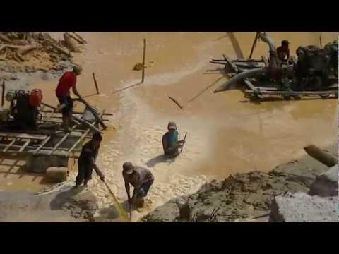 Gold Mining In Jawalla Youtube