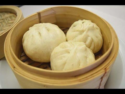 how to make baozi (Chinese buns) 包子的做法