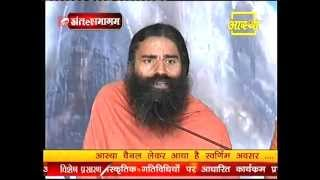 Yogrishi  Swami Ramdev  Statement on -Afzal hanged in Allahabad Mahakumbh