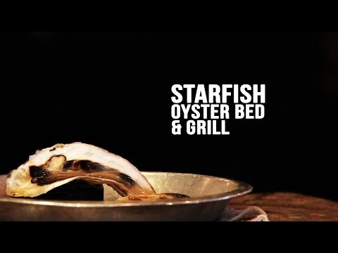 Starfish Oyster Bed & Grill - Toronto, Canada