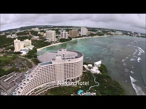 Guam Nikko Hotel to Tumon Beach
