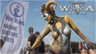 WACKEN 2018 war HEISS!