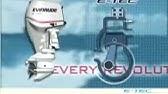 Evinrude Ficht DI Fuel System - YouTube