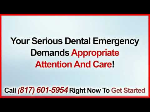 Emergency Weekend Dental Care Grapevine TX 817-601-5954