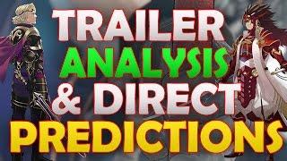 Fire Emblem Warriors Trailer Analysis & Direct Predictions