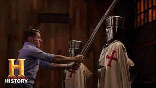 Forged in Fire: Crusader Sword IMPALES Final Round (Season 4)   History