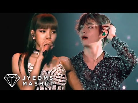 BTS & BLACKPINK - PIED PIPER X PLAYING WITH FIRE (MASHUP) [2019 Ver.]