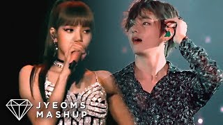 Bts Blackpink PIED PIPER X PLAYING WITH FIRE MASHUP 2019 ver..mp3